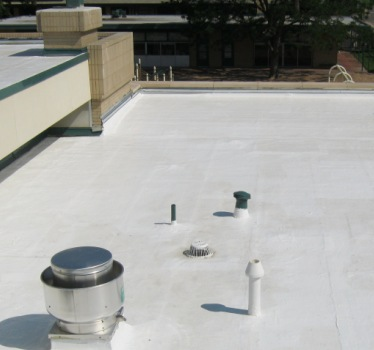 Alphaguard Mt Liquid Applied Roofing System