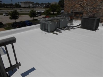 AlphaGuard MT Fluid Applied Roofing System