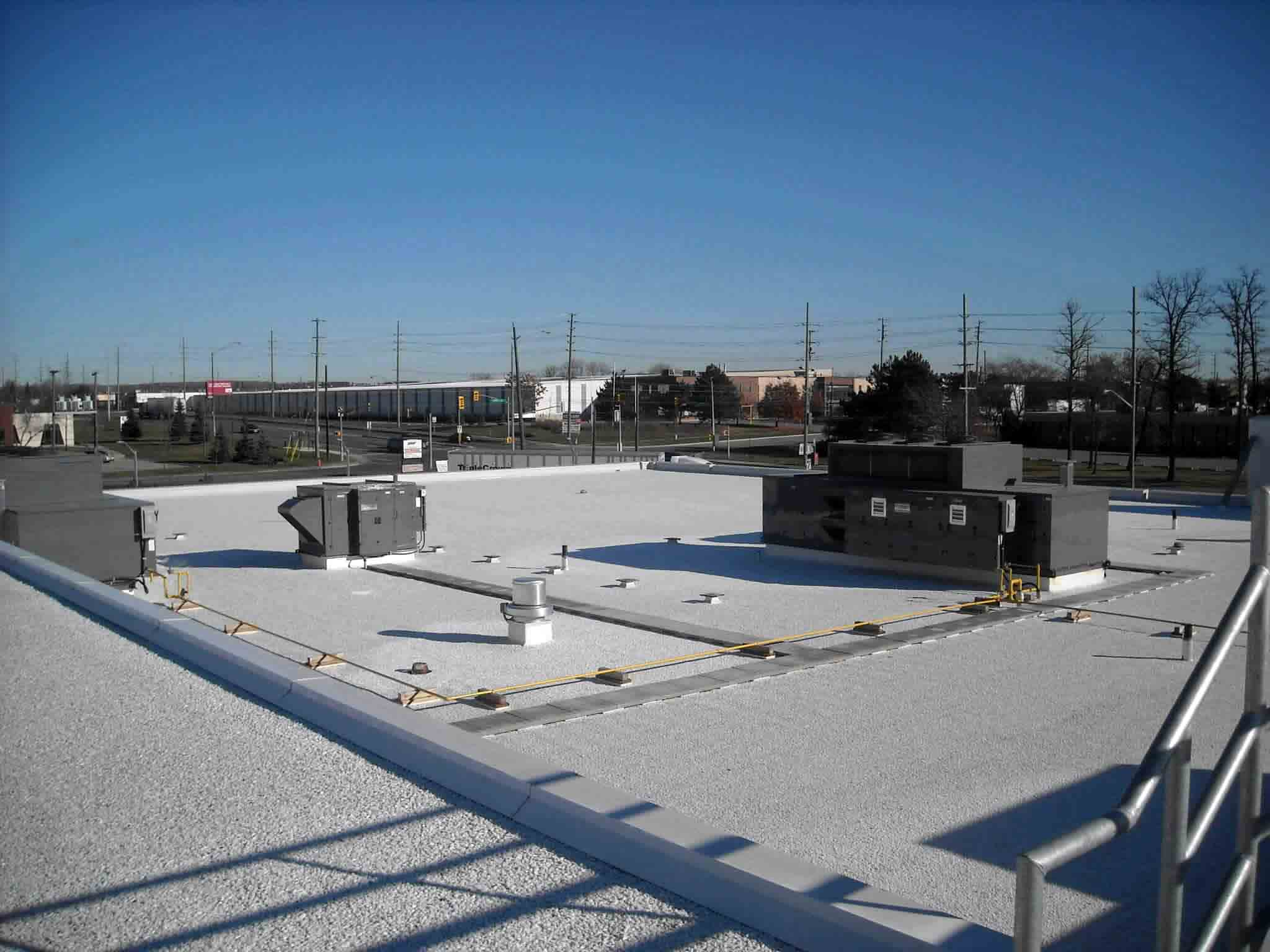 Cold Applied Built Up Roofing Systems