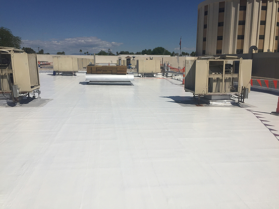 Alphaguard Puma Liquid Applied Roofing System